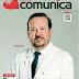 Dr. Mario Perussi na capa da Revista Comunica