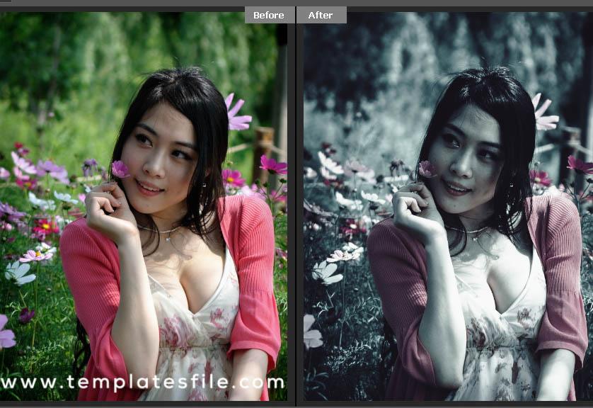 19 Photoshop Camera Raw Presets Free Download