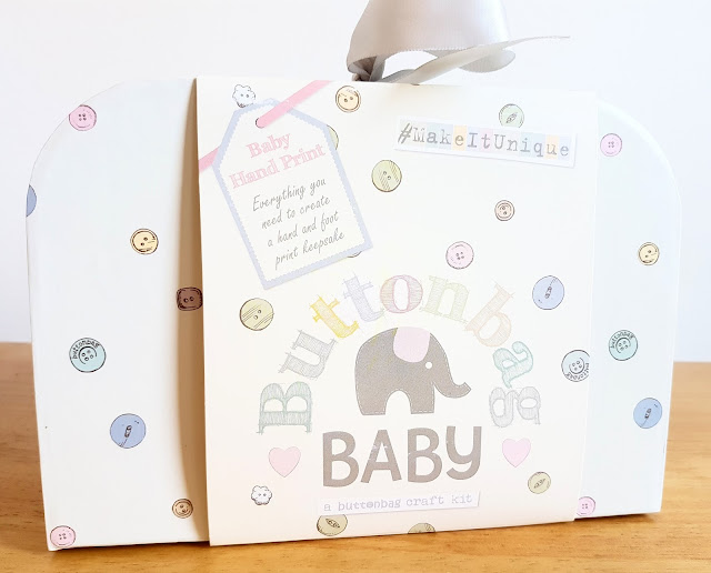 Buttonbag Baby Craft Kits | Make Your Own Keepsakes