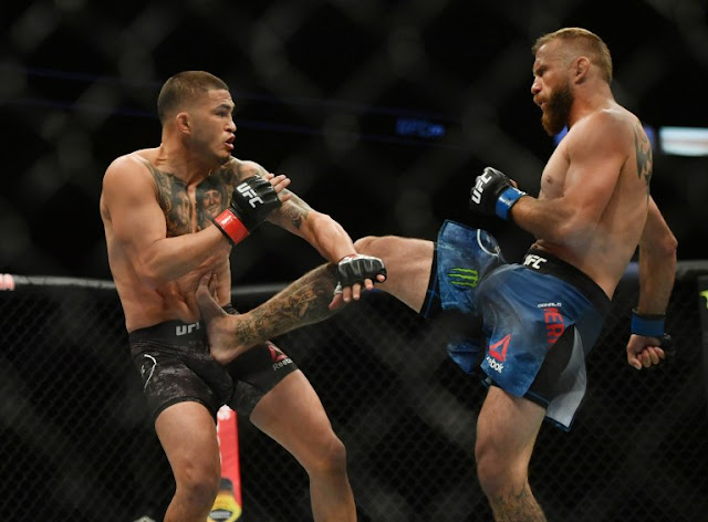 Anthony Pettis takes Donald Cerone UFC 249