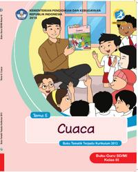 Buku tema 5 Guru Kelas 3 K13 2018
