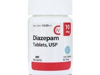 Diazepam - Kegunaan, Dosis, Efek Samping