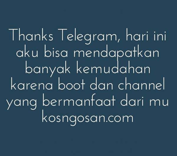 kata bio telegram