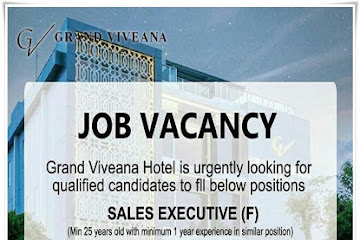 Lowongan Kerja Sales Executive Hotel Grand Viveana