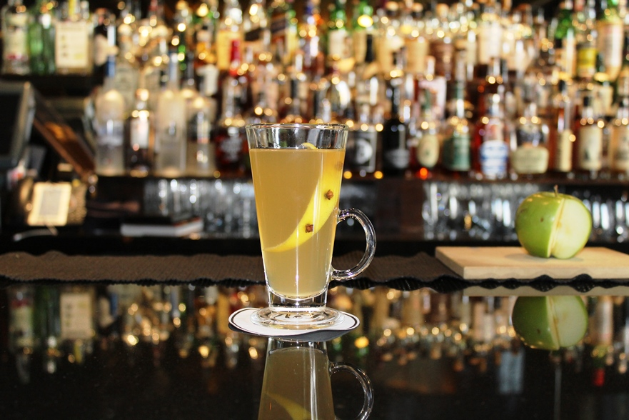 The Rye And Ginger Hot Toddy Recipe — Dishmaps