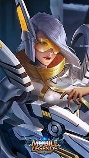 Lesley Stellaris Ghost Heroes Marksman Assassin of Skins V1