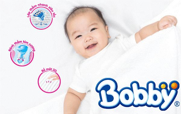 Top bỉm giá rẻ tốt nhất cho em bé 2020: Bobby - Huggies - Unidry