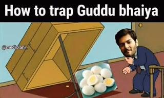 Guddu Bhaiya | Mirzapur memes