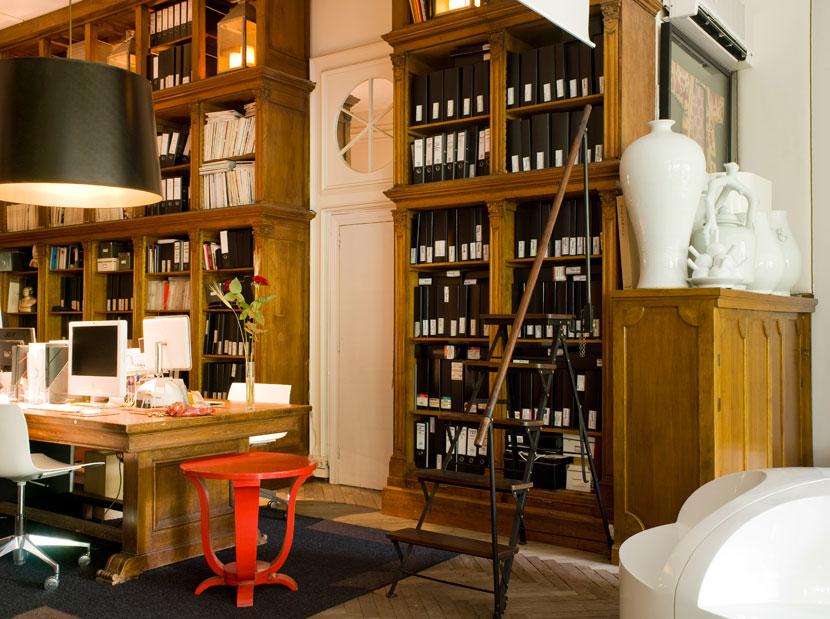At the Office | Contemporain Studio by Lázaro Rosa-Violán, Barcelona