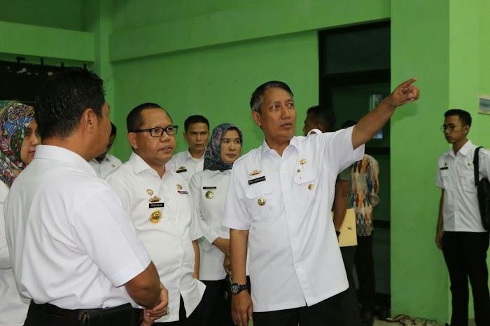 Pjs. Gubernur Didik Suprayitno Tinjau Lokasi yang akan Dikunjungi  OASE