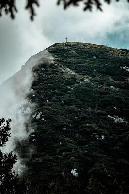 Gamsknogel und Kohleralm  Bergtour Inzell  Wanderung Chiemgauer Alpen 11