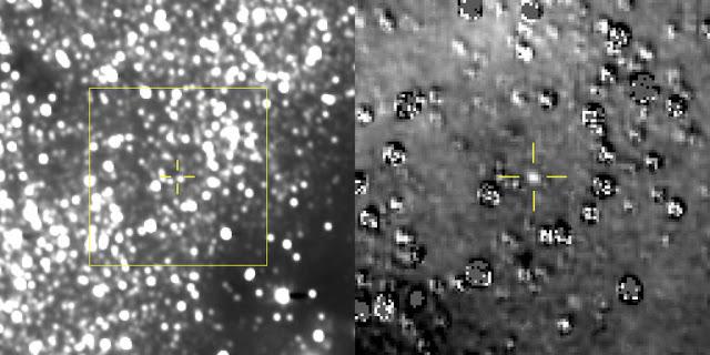 NASA divulga primeira imagem de objeto localizado no Cinturão de Kuiper