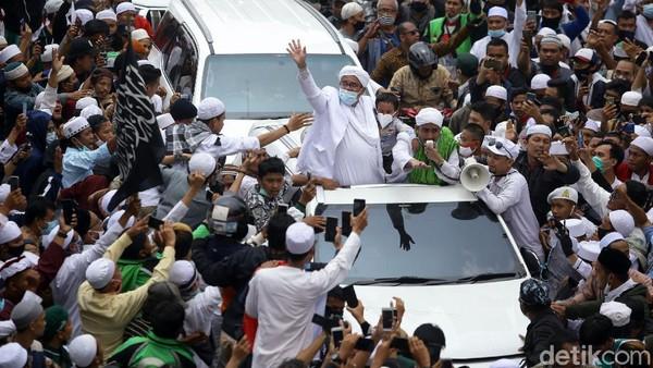 Dilarang Pemerintah, FPI Jateng: Nanti Ganti Rezim Dirikan Lagi