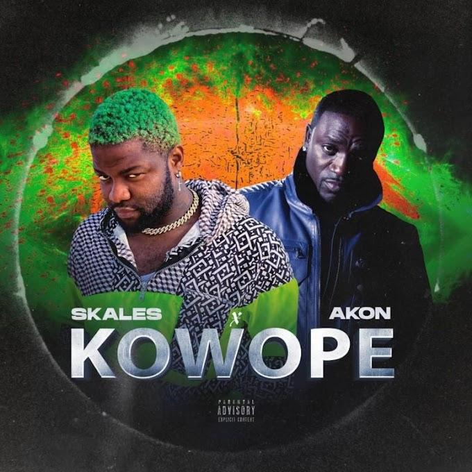 """Music: Skales ft Akon – """"Kowope"""""""