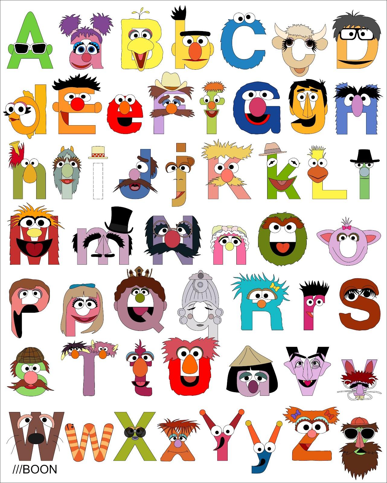 Een Alfabet Per Dag Alfabet 46