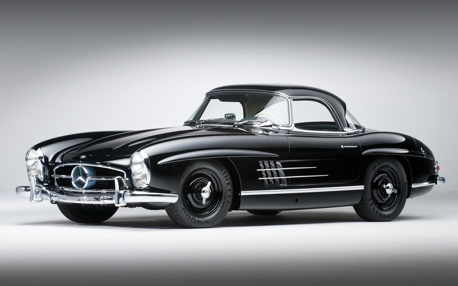 Mercedes Benz Car Wallpapers