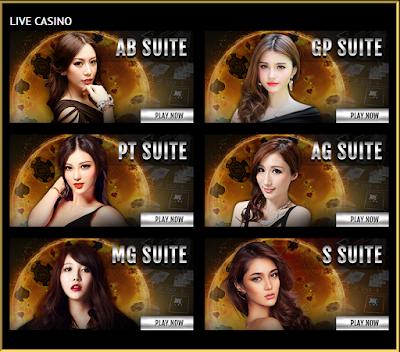 Permainan Live Casino Yang Terdaftar Di Masterbet188
