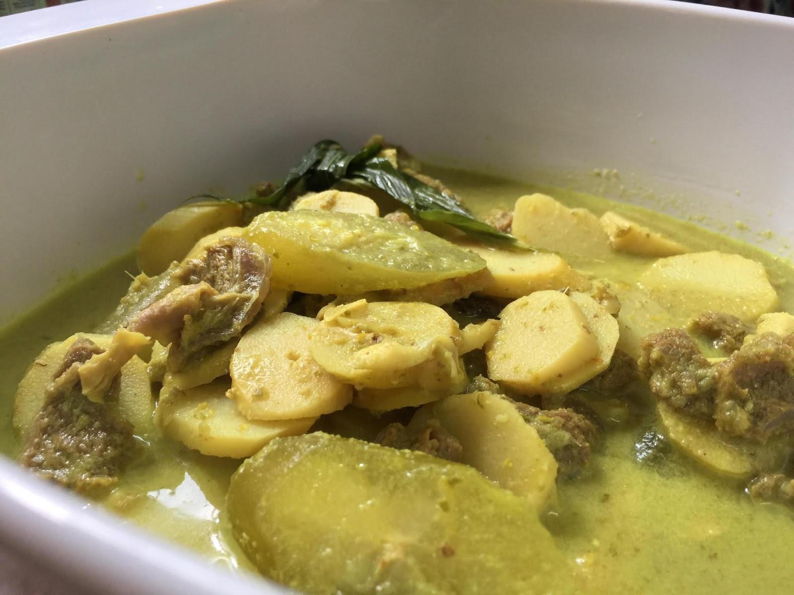 masakan kampung, masak senang dan mudah, masakan sedap, selera kampung