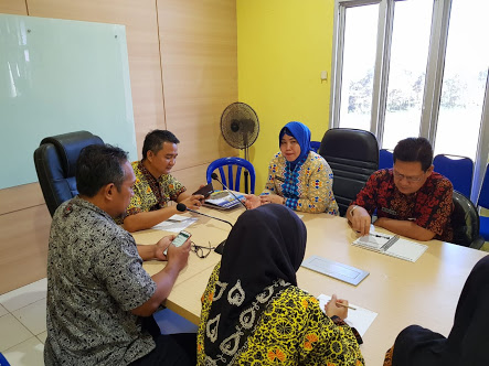 Kepala Bappeda Muratara Minta Jajaran Tingkatkan Kinerja.
