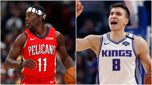 jrue holiday bogdan bogdanovic