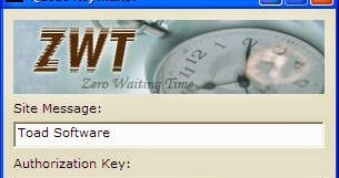 Toad Software: Toad Authorization Key Generator