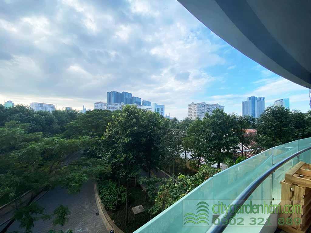 Avenue, 103m2, 2PN, tầng 3, full nt, 5,4 tỷ - hình 8
