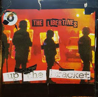 """ALBUM: portada de """"Up The Bracket"""" de la banda THE LIBERTINES"""