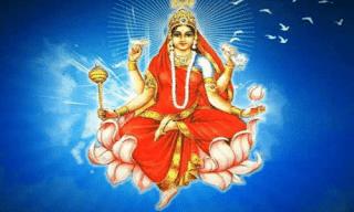 Goddess Siddhidhatri