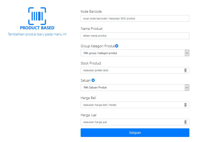 aplikasi toko keren dengan website toko online shop apk android