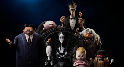 La Familia Addams 2 poster