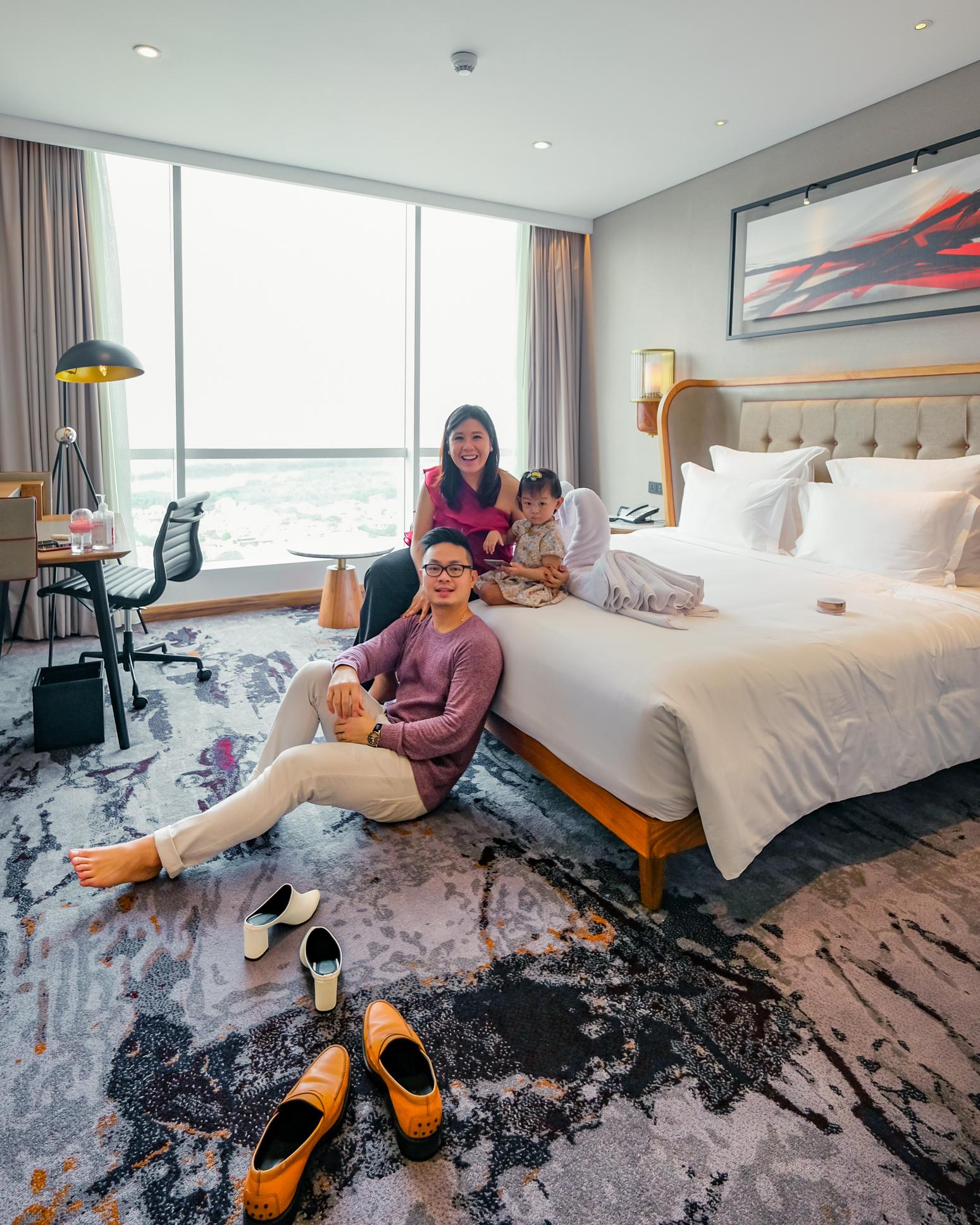 Jktdelicacy Com Staycation Di Grand Room Swissotel Pik Jakarta