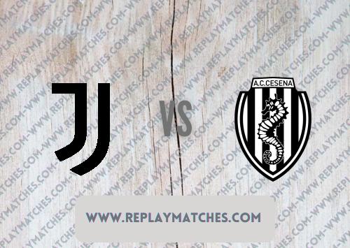 Juventus vs Cesena -Highlights 24 July 2021