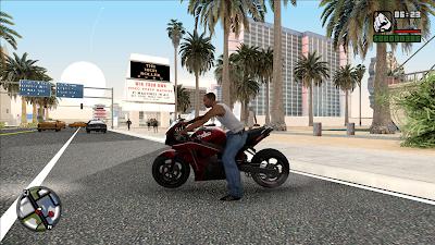 GTA San Andreas Ultra Graphics 2GB Ram Latest Version