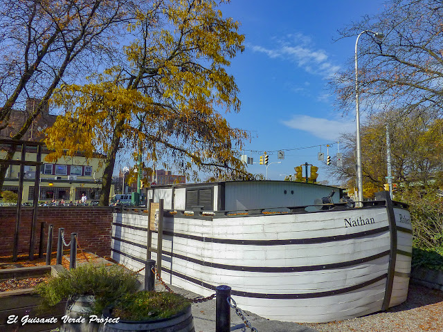 Erie Canal Museum (Boat) - Syracuse, NY por El Guisante Verde Project