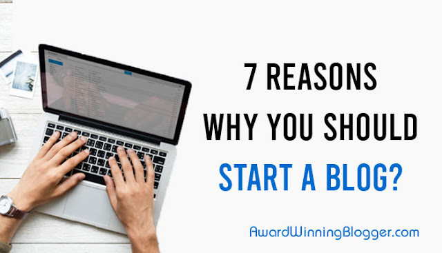 7 Reasons Why You Should Start a Blog?: eAskme