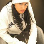 Andrea Rincon, Selena Spice Galeria 19: Buso Blanco y Jean Negro, Estilo Rapero Foto 43