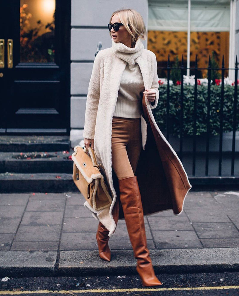 The Edit | Style Inspiration: A Few Favourite Outfits Lately February 2018