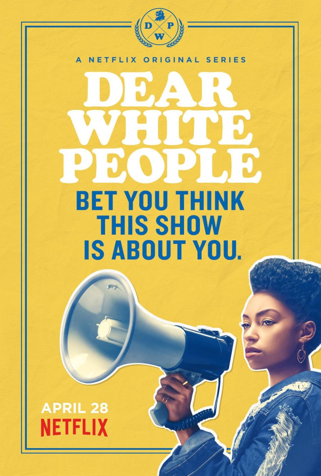 Dear White People (2017-) ταινιες online seires oipeirates greek subs