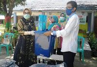 Gerakan Berbagi GOW Kobi di tengah Pandemi Covid19, Sasar Sejumlah Sekolah