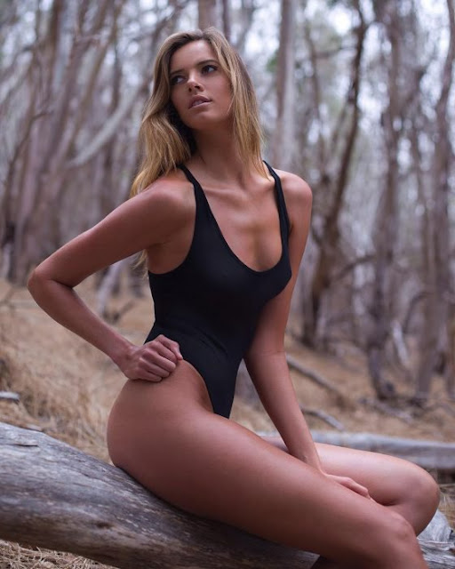 Chase Kennedy, la modelo con las piernas más largas de América; la Chica de la Semana