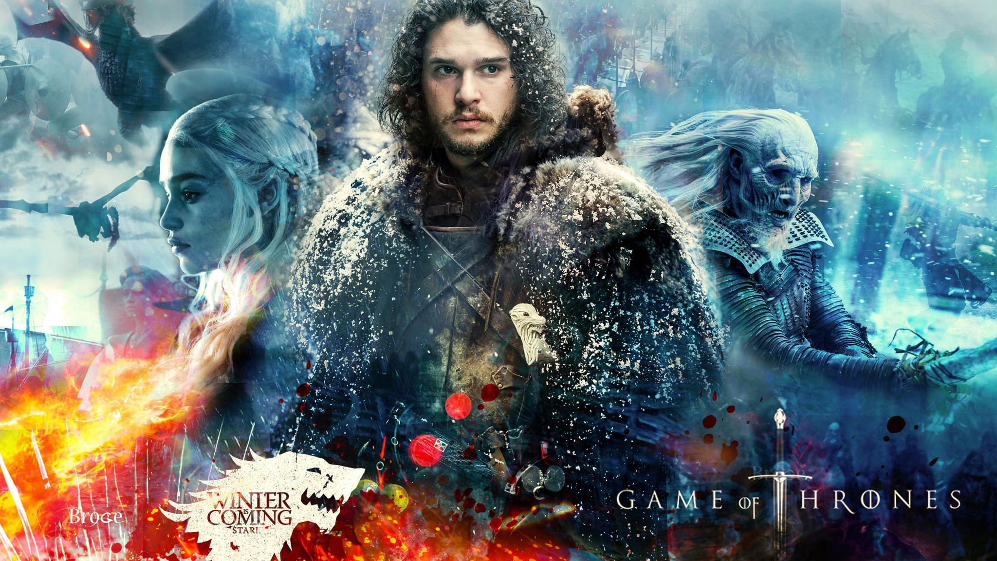 Game of Thrones Season 7 Episodes 7