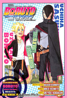 Update! Baca Manga Boruto Chapter 2 Full Sub Indo