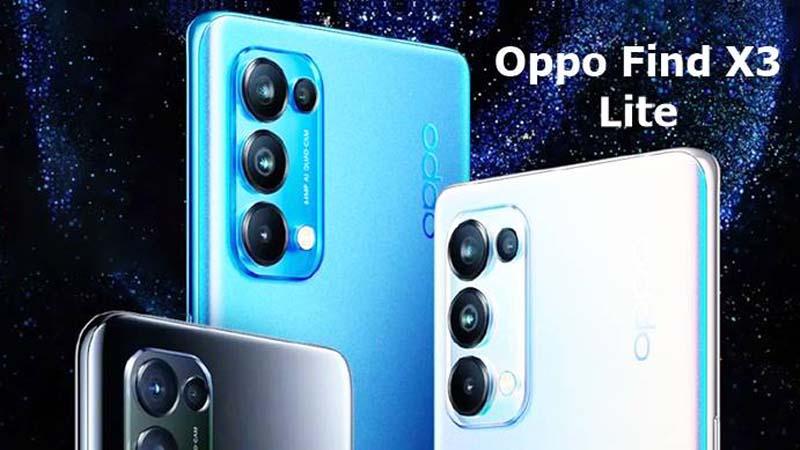سعر و مواصفات Oppo Find X3 Lite