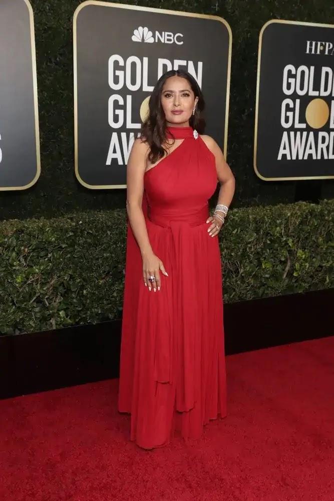 Golden Globe Awards Pics