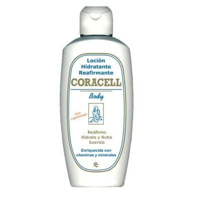 Loción hidratante reafirmante Coracell Body precio