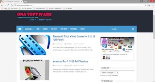 SRWare Iron 63.0.3300.0 Terbaru