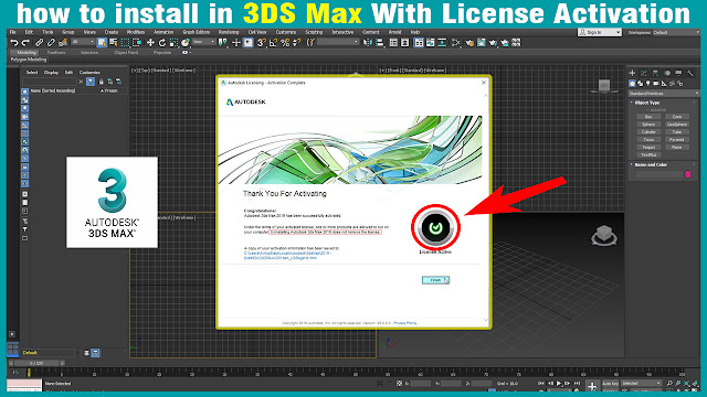 Download All Autodesk 3DS Max Crack For All Version 2015 to2020