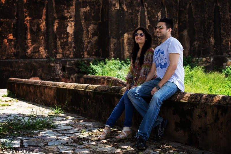 Ankit + Shikha = Pre Wed Photography - Jaipur.