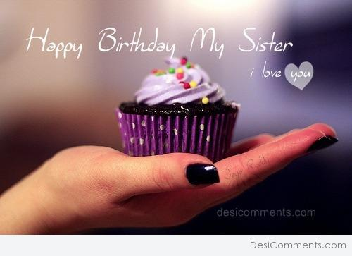 Admirable My M Ll Univer E Happy Birthday Little Sister Funny Birthday Cards Online Fluifree Goldxyz