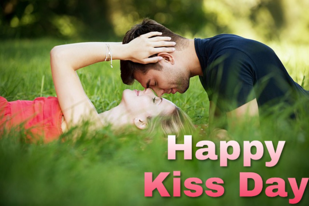Happy kiss day 2020 images download